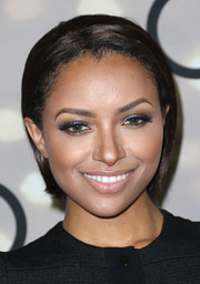 Kat Graham looked cool at the Emmy kickoff party with her slick bob.