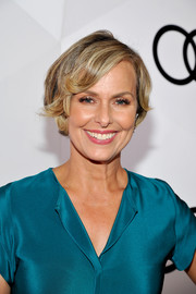 Melora Hardin went vintage with this bob during Audi's celebration of the 2016 Emmys.