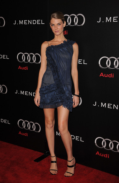 More Pics of Angela Lindvall Evening Sandals (3 of 5) - Angela Lindvall Lookbook - StyleBistro