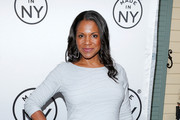Audra McDonald Cocktail Dress