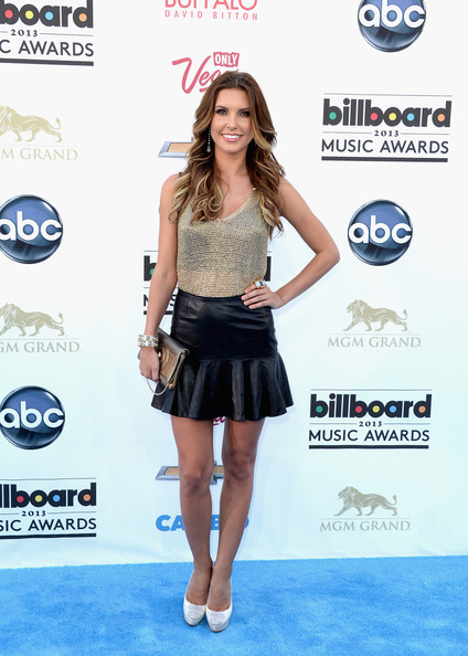 Audrina Patridge Mini Skirt