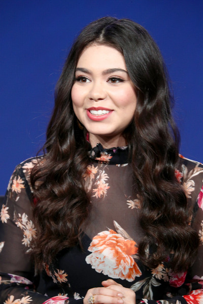 Auli'i Cravalho Long Curls