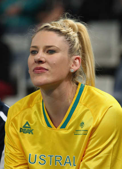 More Pics of Lauren Jackson Long Braided Hairstyle (1 of 2) - Lauren Jackson Lookbook - StyleBistro