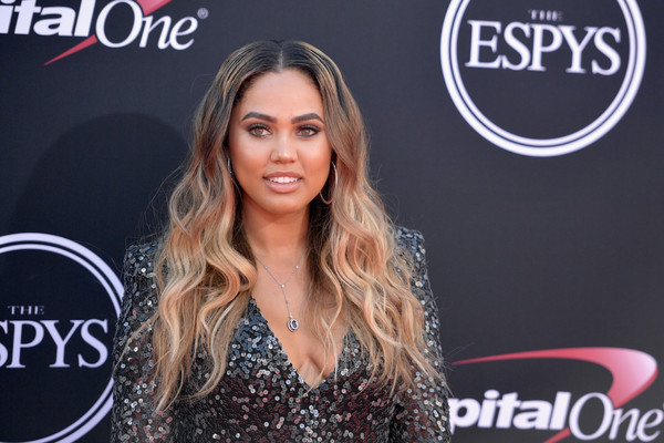 Ayesha Curry Ombre Hair