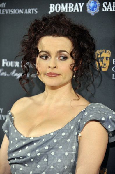 More Pics of Helena Bonham Carter Round Sunglasses (1 of 10) - Helena Bonham Carter Lookbook - StyleBistro