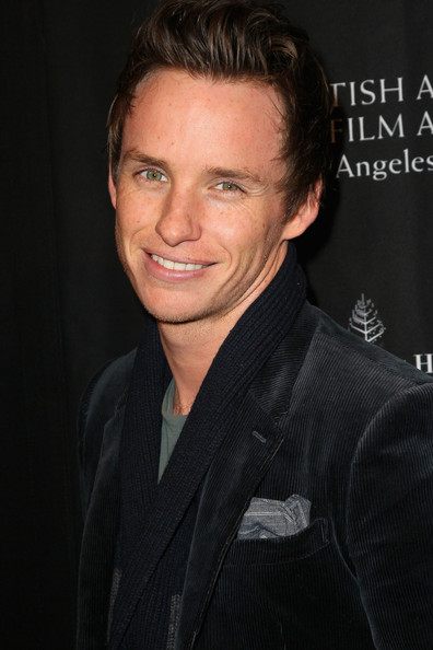 More Pics of Eddie Redmayne Blazer (1 of 5) - Eddie Redmayne Lookbook - StyleBistro