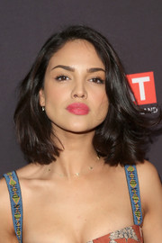 Eiza Gonzalez looked adorable with her flippy bob at the BAFTA Los Angeles Tea Party.