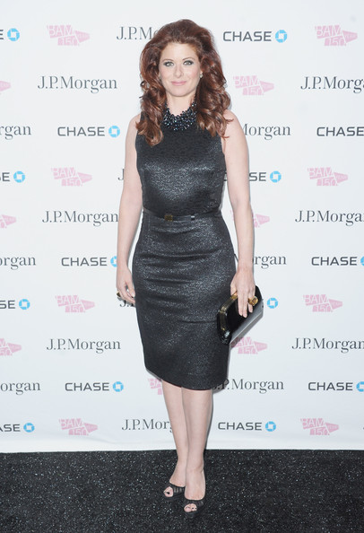 More Pics of Debra Messing Long Curls (1 of 7) - Long Curls Lookbook - StyleBistro