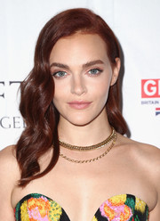 Madeline Brewer got glammed up with this Old Hollywood 'do for the BAFTA Los Angeles TV tea party.