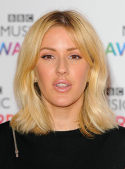 Ellie Goulding kept it fuss-free with this subtly wavy 'do at the BBC Music Awards.