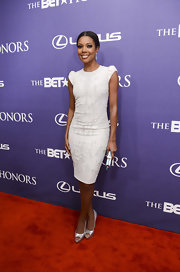Gabrielle Union traded in her LBD for a LWD at the BET Honors.