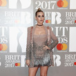 Katy Perry in Atelier Versace at the Brit Awards