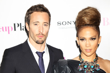 Jennifer Lopez Alex O'Loughlin The Back-Up Plan:UK Film Premiere - Inside Arrivals