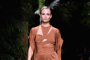 Natasha Poly Cutout Dress