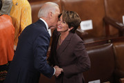 Joe Biden and Nancy Pelosi Photo