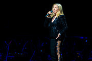 Barbra Streisand Beaded Dress