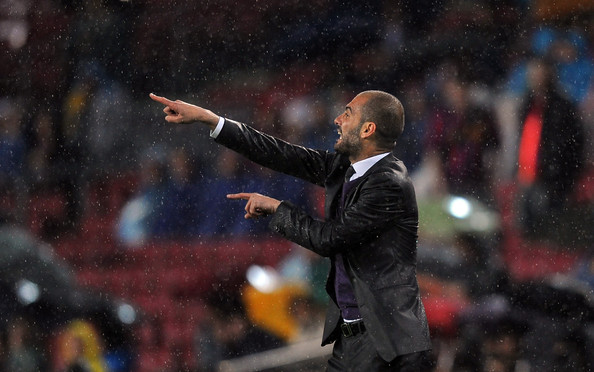 More Pics of Josep Guardiola Blazer (1 of 5) - Josep Guardiola Lookbook - StyleBistro