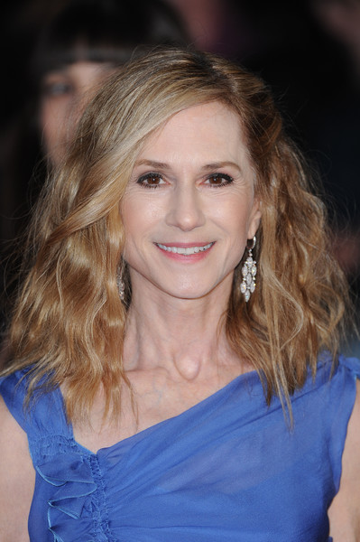 Holly Hunter's High-Volume Waves