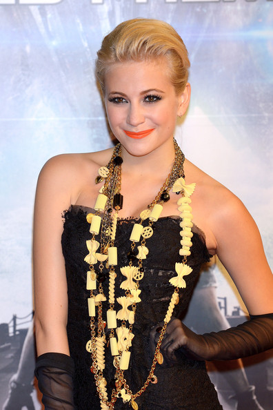 More Pics of Pixie Lott Little Black Dress (1 of 9) - Pixie Lott Lookbook - StyleBistro