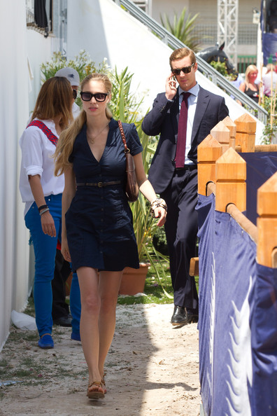 Beatrice Borromeo Shirtdress