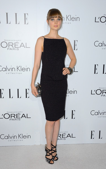 Bella Heathcote Little Black Dress