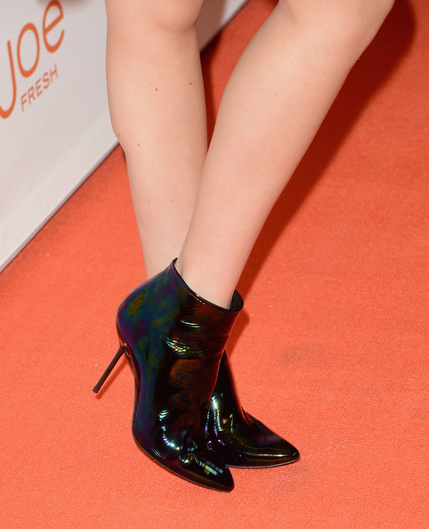 Bella Thorne Ankle Boots