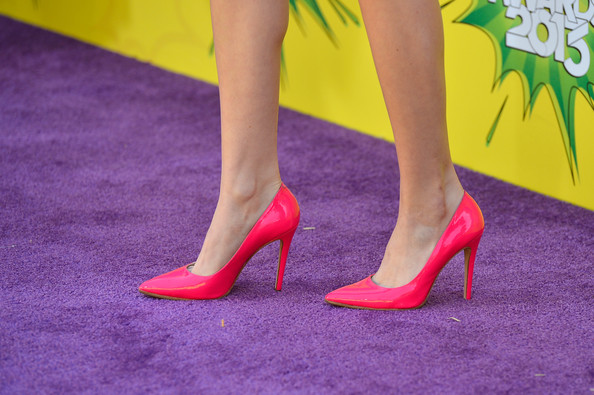 Bella Thorne Shoes