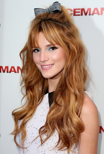 Bella Thorne Beauty