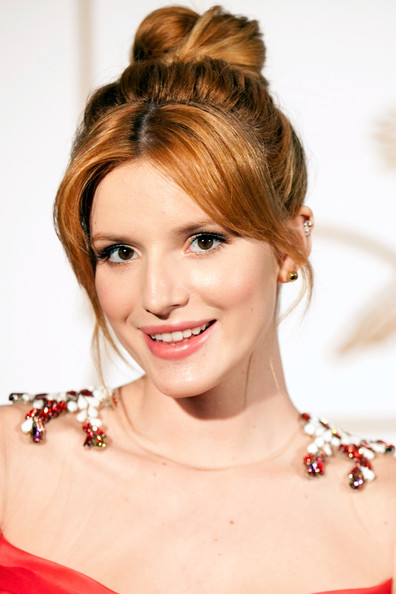 Bella Thorne Hair