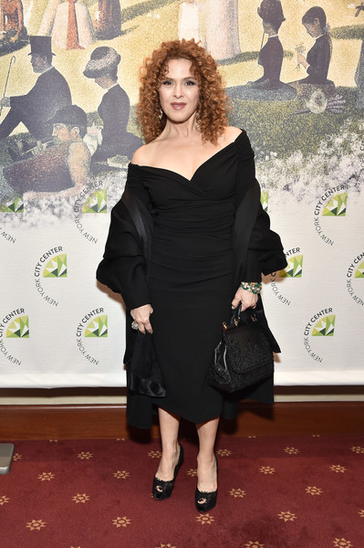Bernadette Peters Peep Toe Pumps