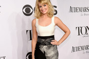 Beth Behrs Evening Dress