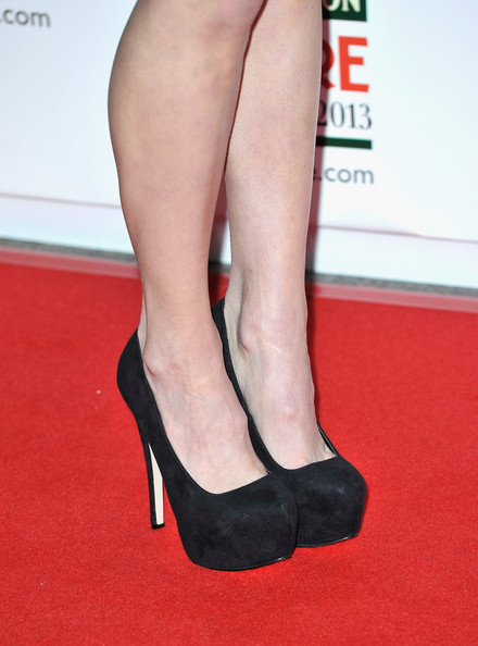 Beth Tweddle Platform Pumps