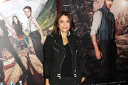 Bethenny Frankel Motorcycle Jacket