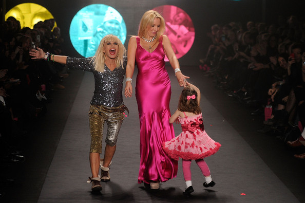 Betsey Johnson - Runway - Fall 2012 Mercedes-Benz Fashion Week