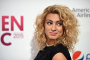 Tori Kelly sported a full head of curls during Billboard's Women in Music event.