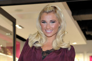 Billie Faiers Opens New Juicy Couture Store In Cheshire Oaks