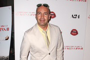 Billy Zane Men's Suit