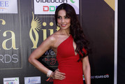 Bipasha Basu One Shoulder Dress