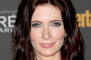 Bitsie Tulloch Long Wavy Cut