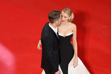 Blake Lively Ryan Reynolds 'Captives' Premieres at Cannes