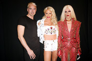 The Blonds - Backstage - February 2018 - New York Fashion Week: The Shows