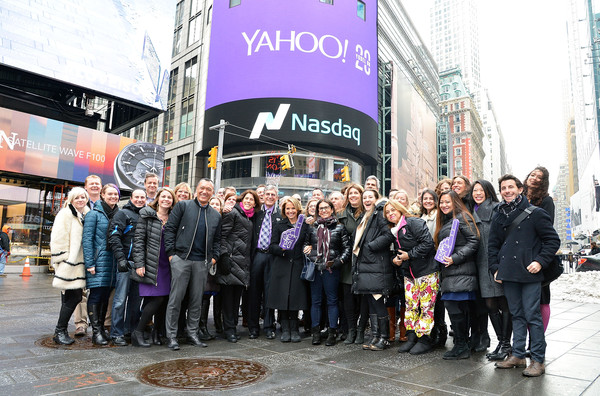Yahoo! Inc. Celebrates 20 Years