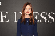 Bonnie Wright Mini Skirt