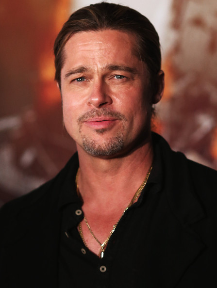 brad pit hair style more pics of brad pitt ponytail 41 of 61 ponytail 5802