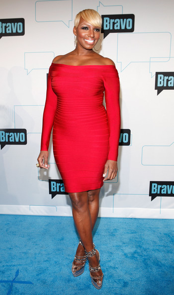 More Pics of NeNe Leakes Layered Razor Cut (4 of 5) - NeNe Leakes Lookbook - StyleBistro