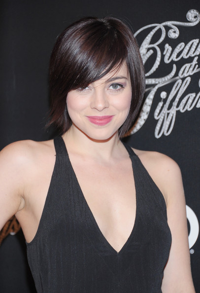 More Pics of Krysta Rodriguez Evening Dress (4 of 5) - Krysta Rodriguez Lookbook - StyleBistro