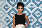 Brenda Song Crop Top