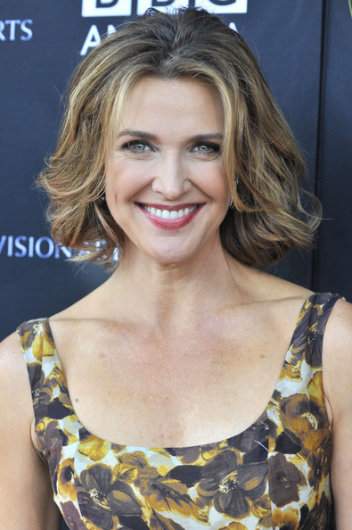 Brenda Strong Bob [hair,face,hairstyle,blond,eyebrow,beauty,chin,long hair,lip,premiere,arrivals,brenda strong,los angeles,beverly hills,california,lermitage beverly hills hotel,bafta,tea party,tea party]