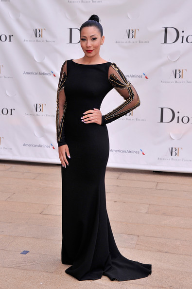 Bridget Kelly Evening Dress
