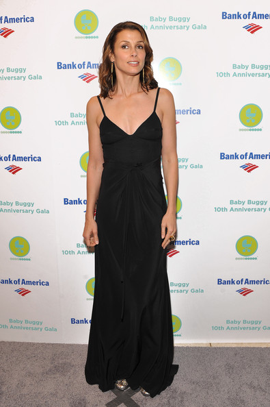 Bridget Moynahan Evening Dress
